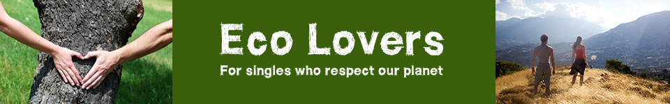 Eco Lovers - For singles who respect our planet